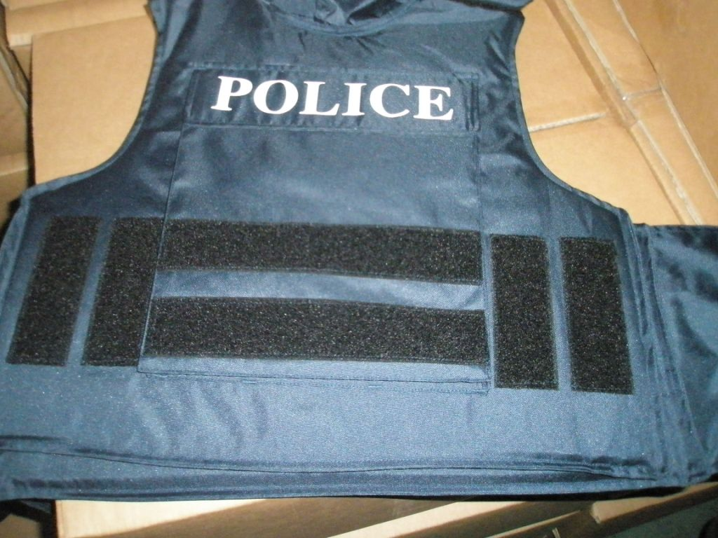 P2042397 & Bullet-Proof Vest with Ceramic Plates | RhinoShields